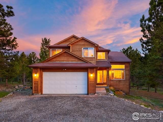 142 Cedar Way, Black Hawk, CO 80422 (MLS #916726) :: 8z Real Estate