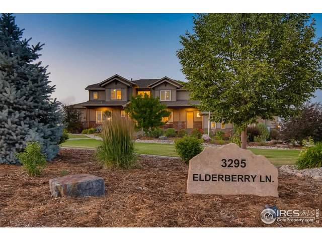 3295 Elderberry Ln, Mead, CO 80542 (MLS #916933) :: Downtown Real Estate Partners