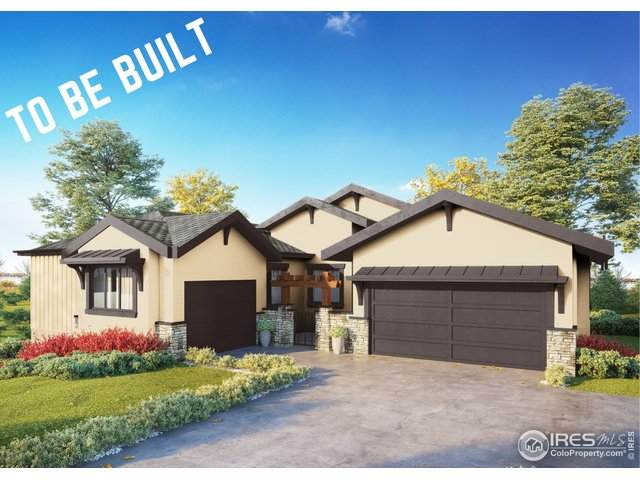 4293 Tarryall Ct, Loveland, CO 80538 (#916983) :: The Griffith Home Team