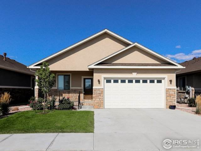 813 Birdie Dr, Berthoud, CO 80513 (#917032) :: James Crocker Team