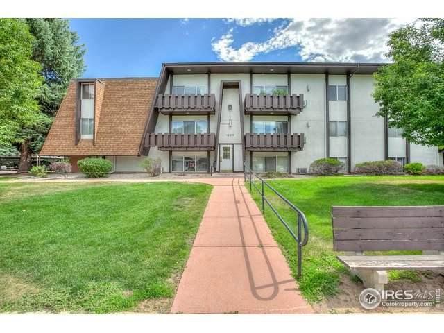 1309 Kirkwood Dr #601, Fort Collins, CO 80525 (MLS #917061) :: 8z Real Estate