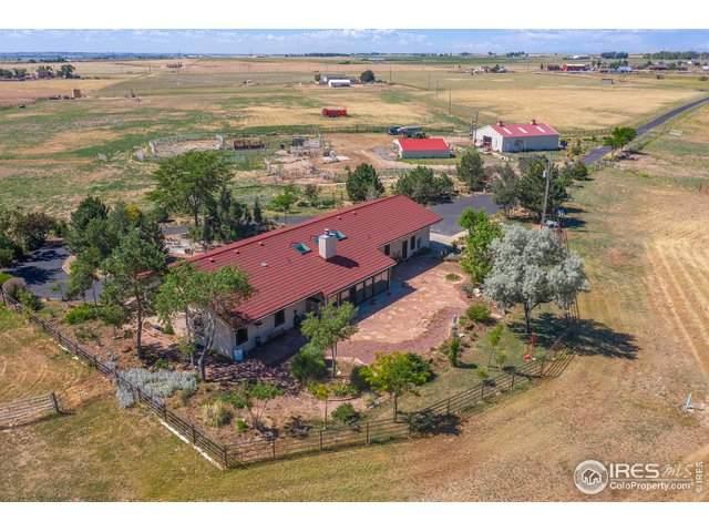 18509 County Road 22, Fort Lupton, CO 80621 (MLS #917067) :: Wheelhouse Realty