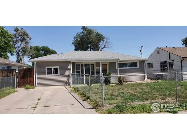 824 Delmar St, Sterling, CO 80751 (MLS #917080) :: 8z Real Estate