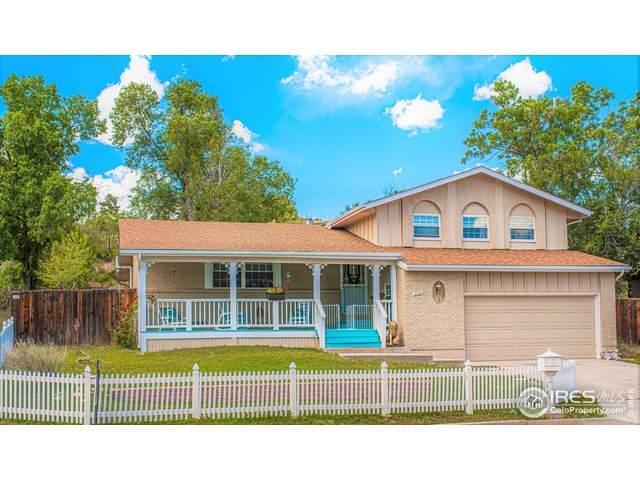 2706 Penacho Cir, Colorado Springs, CO 80917 (MLS #917082) :: Colorado Home Finder Realty