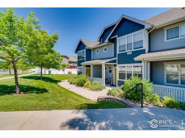 6345 Chardonnay St #1, Evans, CO 80634 (MLS #917139) :: Downtown Real Estate Partners