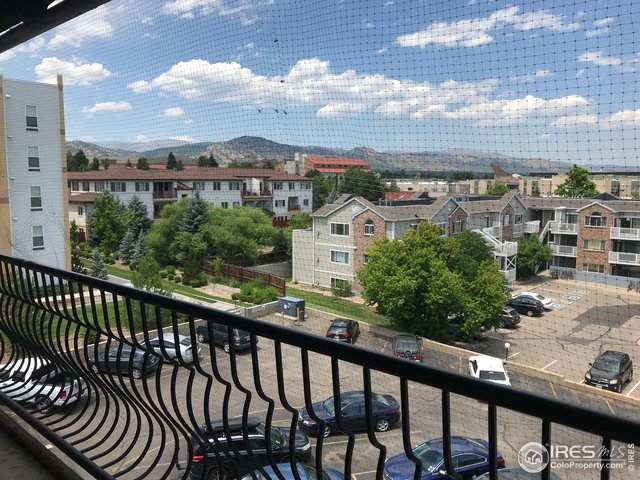 805 29th St #560, Boulder, CO 80303 (#917147) :: The Griffith Home Team