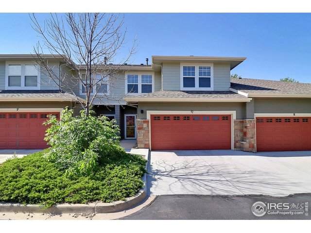 5600 W 3rd St Q, Greeley, CO 80634 (#917170) :: The Griffith Home Team