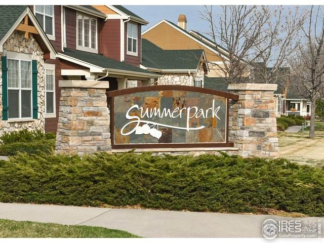 6915 W 3rd St #122, Greeley, CO 80634 (MLS #917210) :: Hub Real Estate