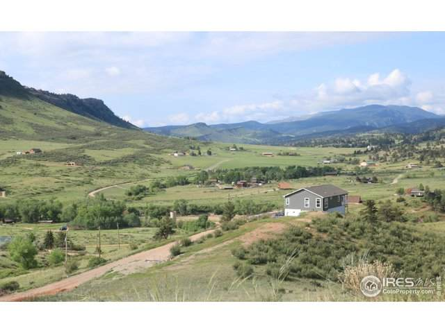 889 Stagecoach Trl, Lyons, CO 80540 (MLS #917350) :: Colorado Home Finder Realty