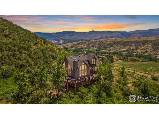 6966 Milner Mountain Ranch Rd, Fort Collins, CO 80526 (MLS #917396) :: Keller Williams Realty