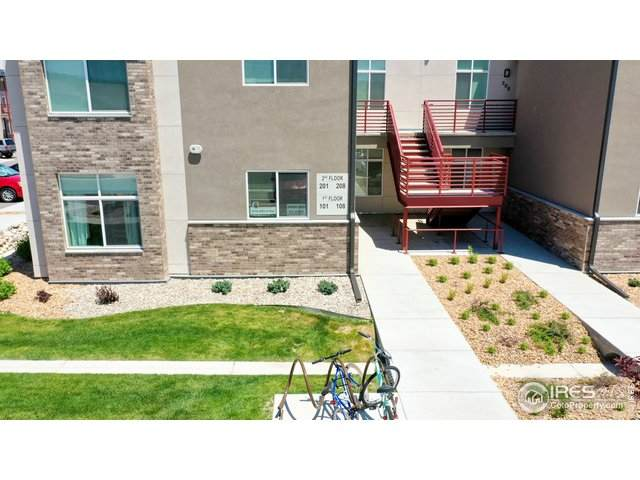 2960 Kincaid Dr #101, Loveland, CO 80538 (MLS #917447) :: Hub Real Estate