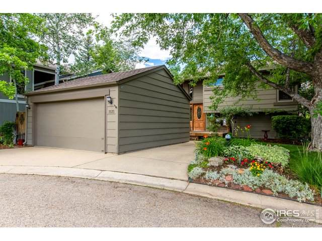 3535 Silver Plume Ct, Boulder, CO 80305 (#917484) :: Kimberly Austin Properties
