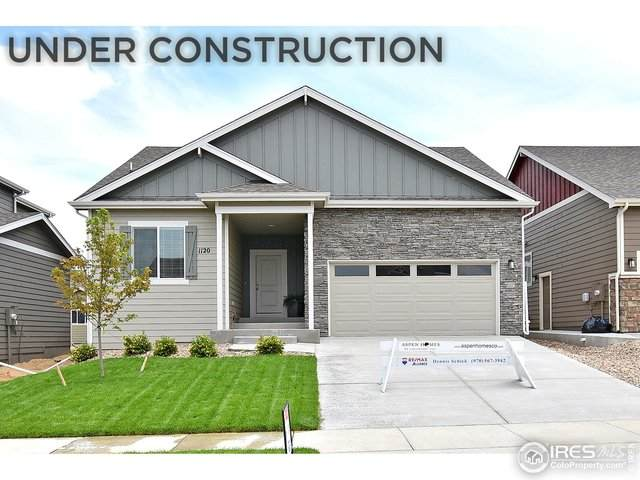 1200 103rd Ave Ct, Greeley, CO 80634 (MLS #917491) :: Tracy's Team