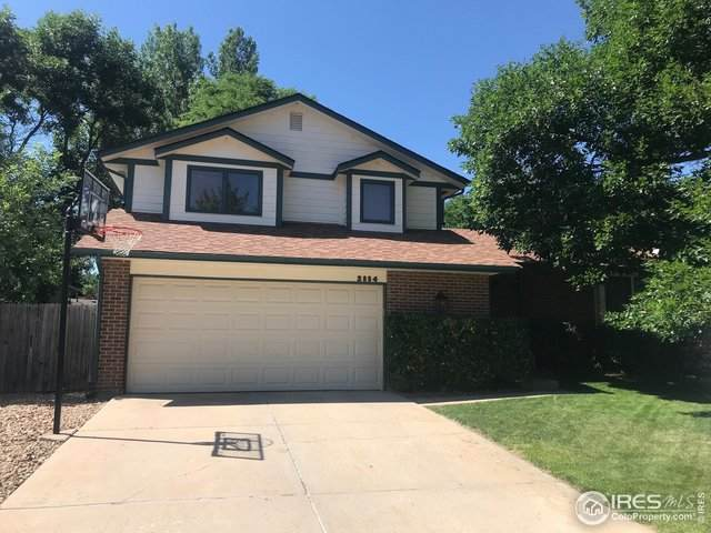 2884 Humboldt Cir, Longmont, CO 80503 (MLS #917555) :: 8z Real Estate