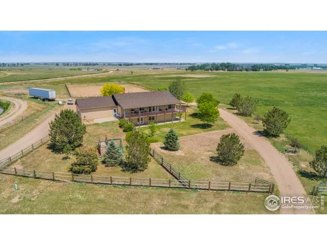 34340 County Road 61, Gill, CO 80624 (MLS #917556) :: Tracy's Team