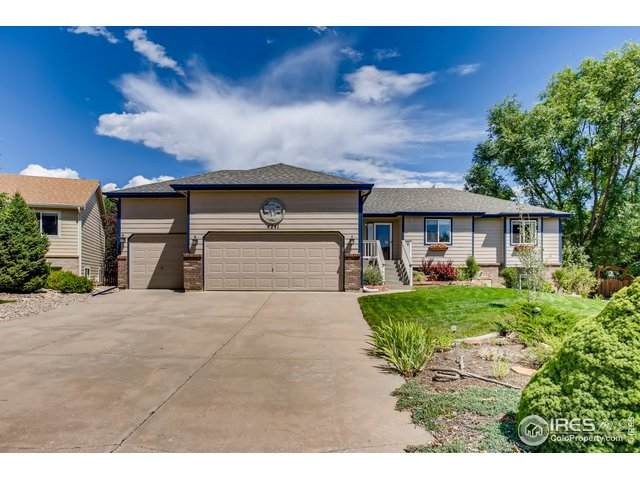 4241 Fescue Dr, Loveland, CO 80537 (MLS #917565) :: Kittle Real Estate