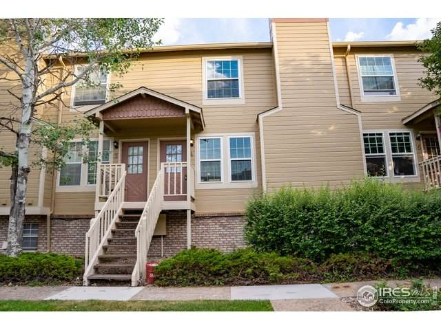 1813 Belmar Dr #4, Fort Collins, CO 80526 (MLS #917611) :: Fathom Realty