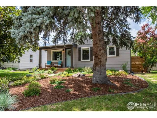 1743 S Garfield St, Denver, CO 80210 (MLS #917713) :: Wheelhouse Realty