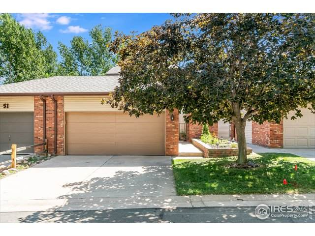 1001 43rd Ave #49, Greeley, CO 80634 (#917723) :: Compass Colorado Realty