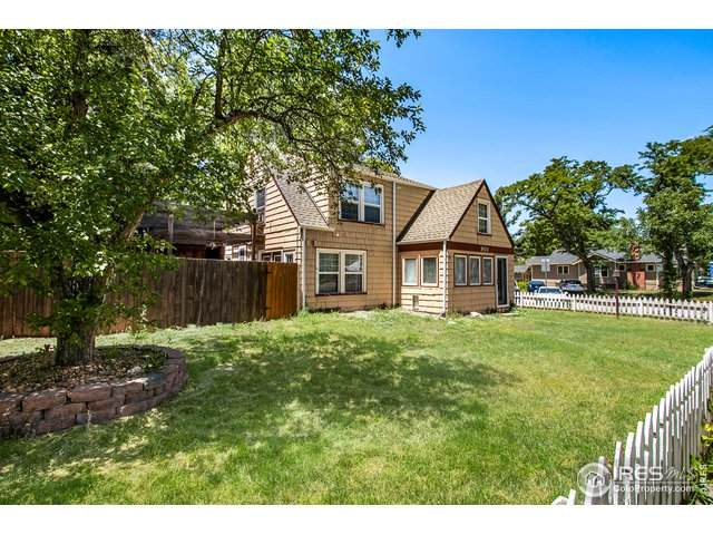 901 Remington St, Fort Collins, CO 80524 (#917757) :: Compass Colorado Realty