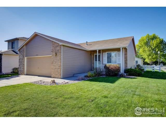 2510 Sapphire St, Loveland, CO 80537 (MLS #917821) :: J2 Real Estate Group at Remax Alliance