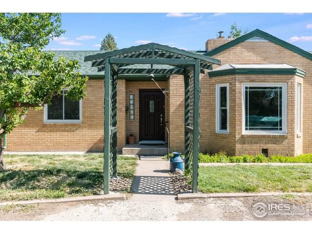 2435 W 8th St, Greeley, CO 80634 (MLS #917867) :: June's Team