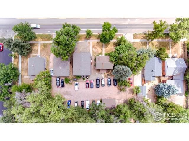 802 W Laurel St, Fort Collins, CO 80521 (MLS #917986) :: 8z Real Estate