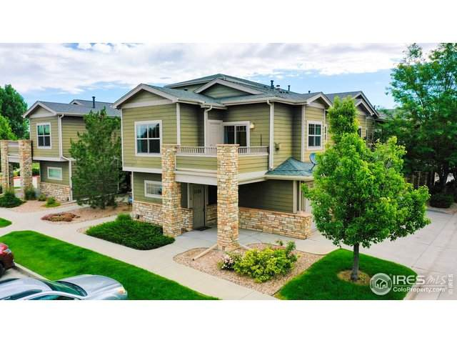 4101 Crittenton Ln #111, Wellington, CO 80549 (#918033) :: Kimberly Austin Properties