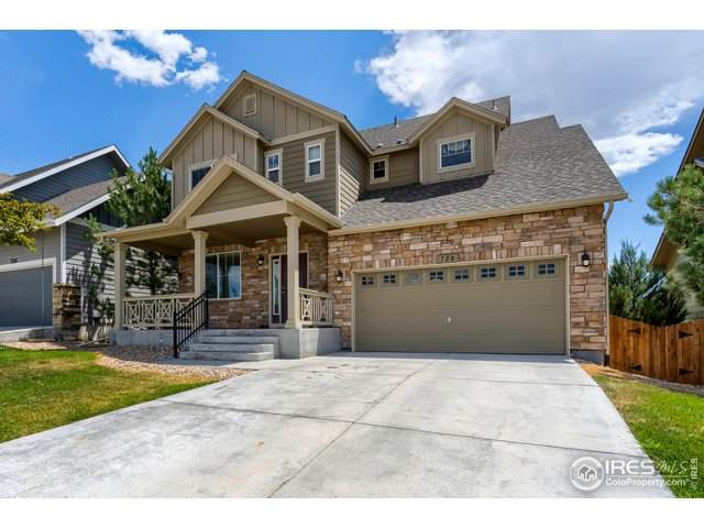 720 Campfire Dr, Fort Collins, CO 80524 (MLS #918058) :: Fathom Realty