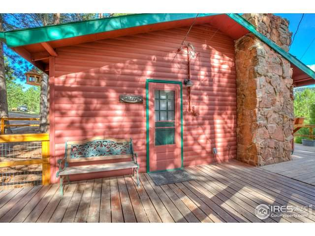 8 Lookout Dr, Lyons, CO 80540 (MLS #918228) :: 8z Real Estate