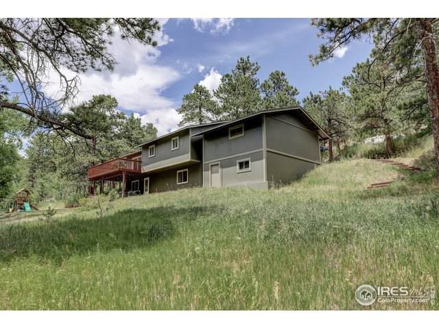94 Spring Ln, Boulder, CO 80302 (MLS #918318) :: Keller Williams Realty