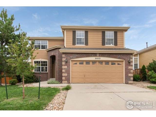 2053 Tundra Cir, Erie, CO 80516 (MLS #918322) :: 8z Real Estate