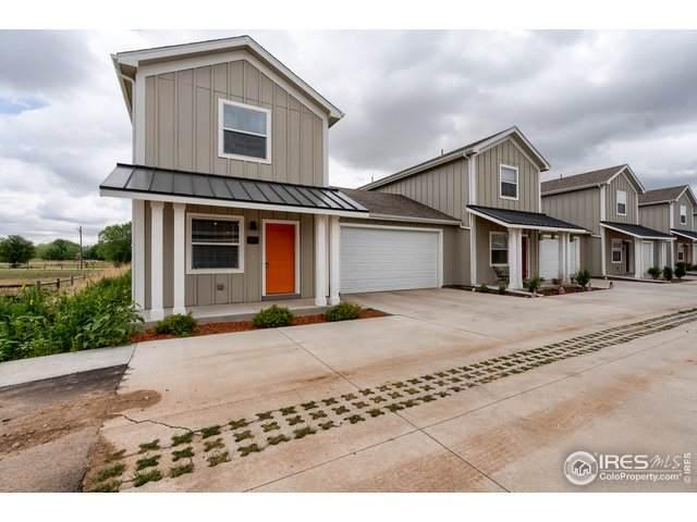 4070 Sveta Ln #1, Wellington, CO 80549 (#918491) :: Compass Colorado Realty