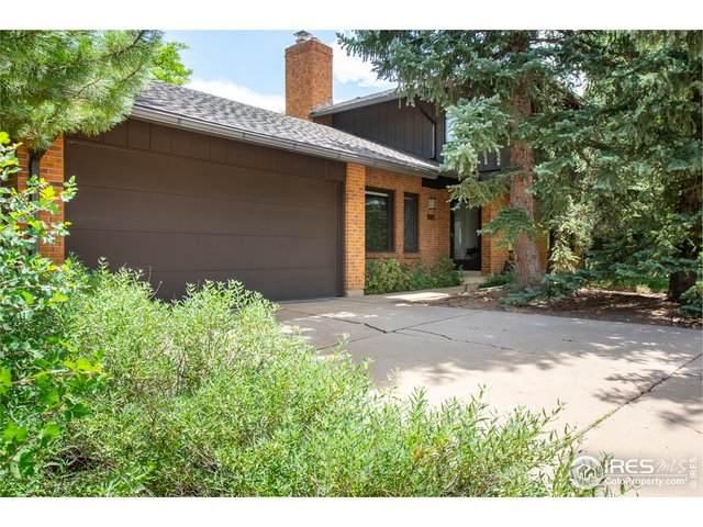 1730 Ithaca Dr, Boulder, CO 80305 (MLS #918492) :: Colorado Home Finder Realty