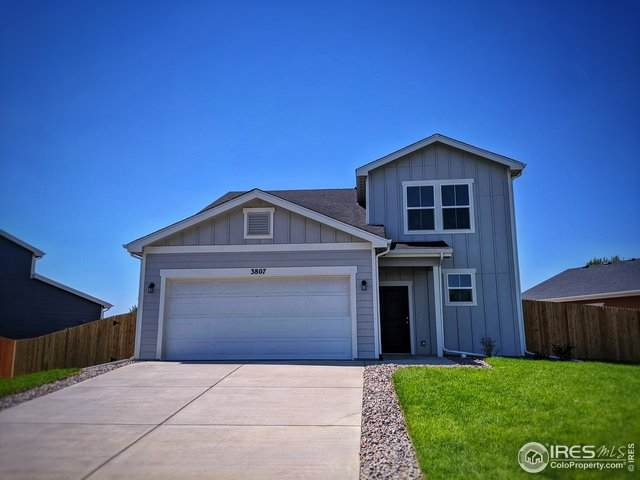3807 24th Ave, Evans, CO 80620 (#918499) :: Kimberly Austin Properties