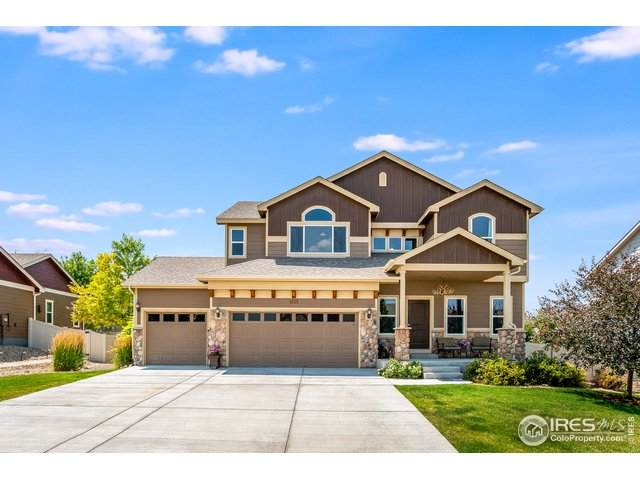 4605 Horizon Ridge Dr, Windsor, CO 80550 (#918554) :: The Margolis Team