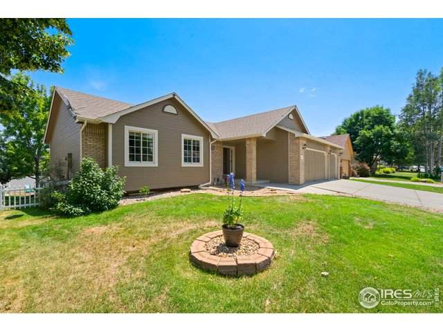 340 Marcy Dr, Loveland, CO 80537 (MLS #918598) :: Tracy's Team