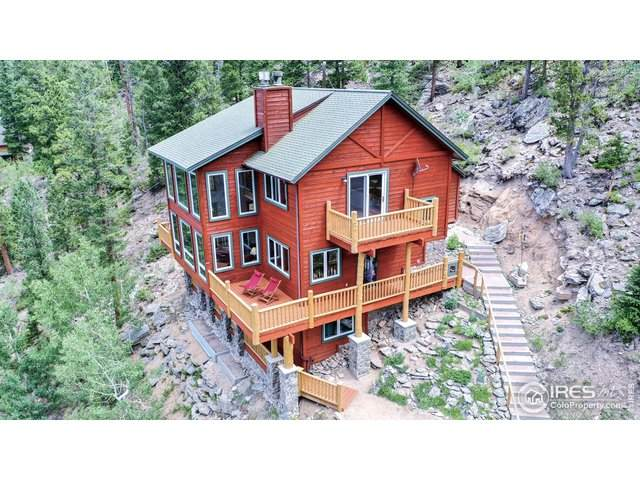 1800 Moss Rock Dr, Estes Park, CO 80517 (MLS #918659) :: Downtown Real Estate Partners