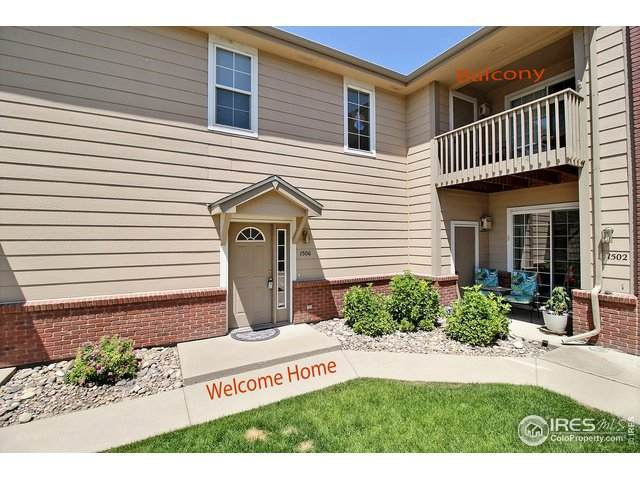5151 29th St #1506, Greeley, CO 80634 (#918687) :: Kimberly Austin Properties