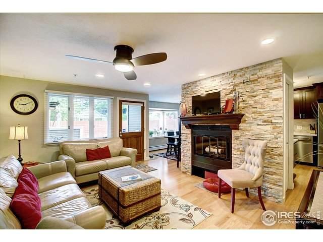 2240 Spruce St #A, Boulder, CO 80302 (MLS #918942) :: Jenn Porter Group