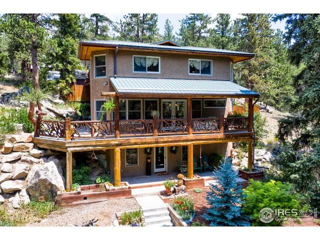 55 Fox Creek Rd, Glen Haven, CO 80532 (#919116) :: The Margolis Team