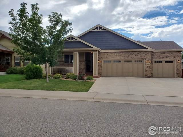 4615 Ridgway Dr, Loveland, CO 80538 (MLS #919118) :: Jenn Porter Group