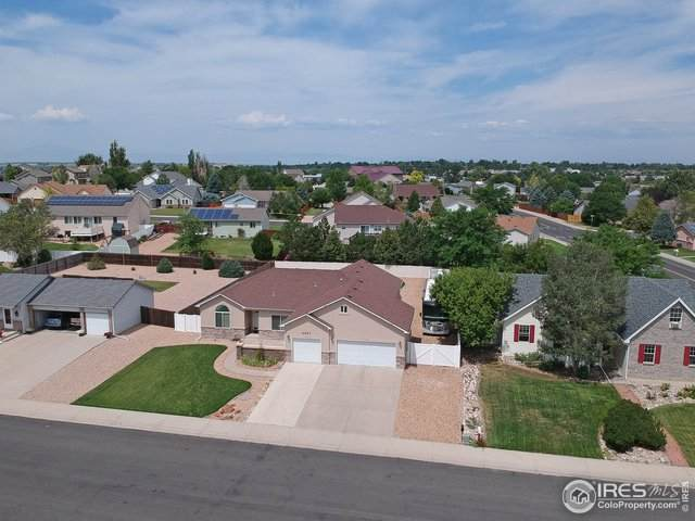 2907 42nd Ave, Greeley, CO 80634 (MLS #919235) :: Neuhaus Real Estate, Inc.