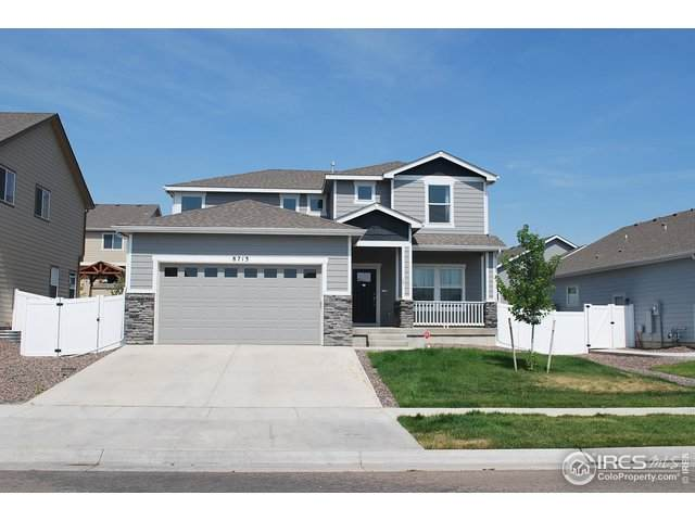 8713 15th St Rd, Greeley, CO 80634 (#919320) :: Kimberly Austin Properties