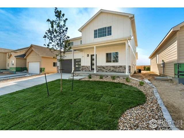 1271 Baker Pass St, Severance, CO 80550 (MLS #919605) :: Fathom Realty