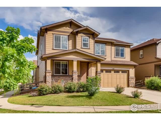 540 Gallegos Cir, Erie, CO 80516 (MLS #919618) :: 8z Real Estate