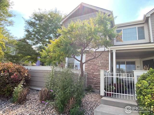 3051 Sage Creek Rd #42, Fort Collins, CO 80528 (#919653) :: Peak Properties Group