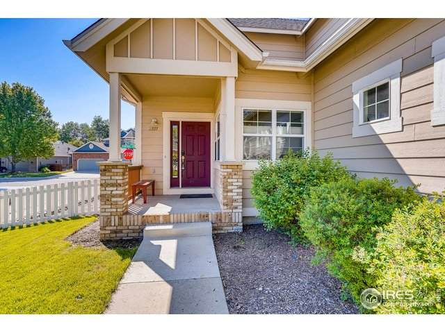 2333 Watersong Cir, Longmont, CO 80504 (#919688) :: My Home Team