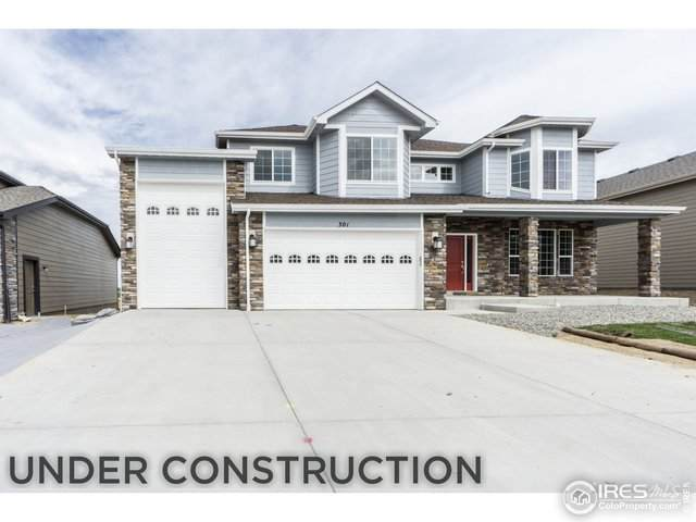 3047 Dunbar Way, Johnstown, CO 80534 (MLS #919697) :: 8z Real Estate