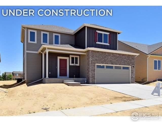 1203 104th Ave, Greeley, CO 80634 (MLS #919708) :: Wheelhouse Realty